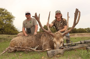 World Record Pere David's Deer Hunt
