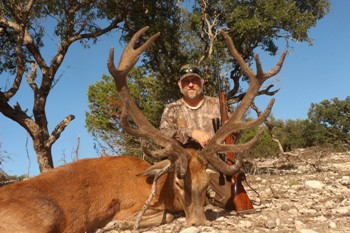 Monster Red Stag Hunt