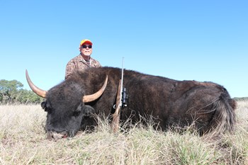 Texas Yak Hunt