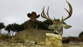 Texas Whitetail Rifle Hunt
