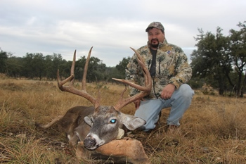 Texas Whitetail Deer Hunt