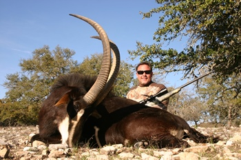 Trophy Sable Hunt