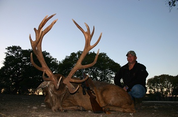 Record Book Red Stag Rifle Hunt