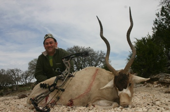 Record Addax Hunt
