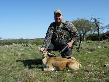 Blackbuck Doe Hunt