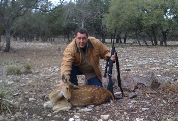 Texas Axis Doe Hunt