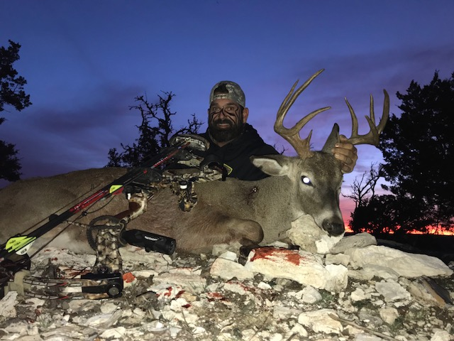 Management Whitetail Hunt