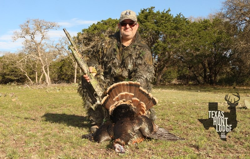 Texas Rio Grande Turkey Hunt
