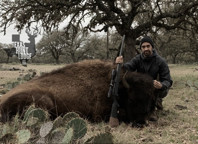 Texas Meat Buffalo Hunt