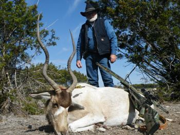 Addax Crossbow Hunt