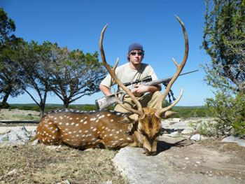 Clint Mooney - Axis Buck Hunt