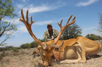 World Record Barasingha Deer Hunt
