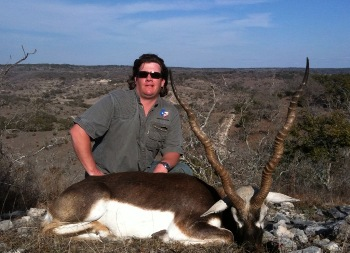 Gold Medal Blackbuck Antelope Hunt