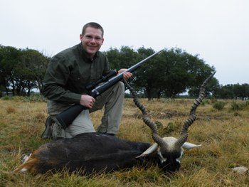 Blackbuck Antelope Hunts