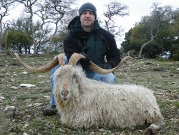 World Record Feral Goat Hunt