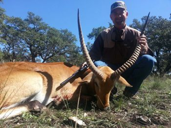 Record Lechwe Hunt