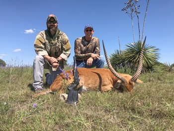 World Record Lechwe Hunt