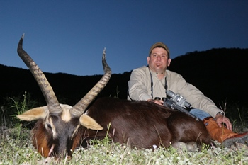 Texas Nile Lechwe Hunts