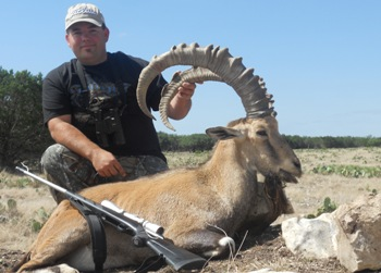 World Record Nubian Ibex Hunt