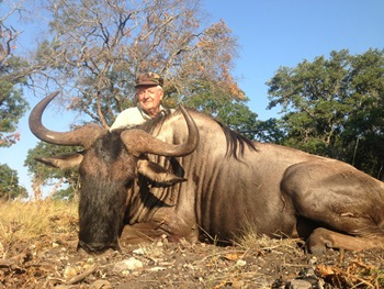 White Bearded Gnu Hunt
