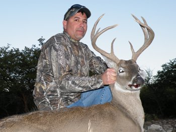Whitetail Management Hunts