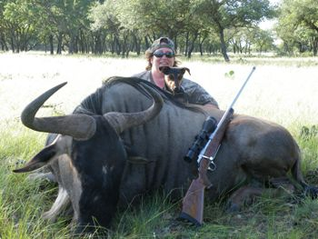 Wildebeest Hunt
